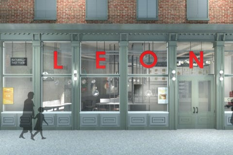 LEON likes DC: Mount Vernon Square getting its 2nd US restaurant location