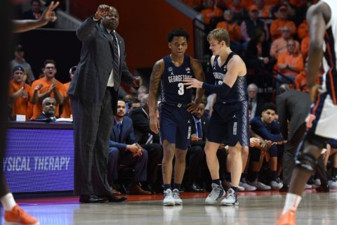 The birth and growing pains of #Mackinjo, Georgetown basketball's freshman backcourt