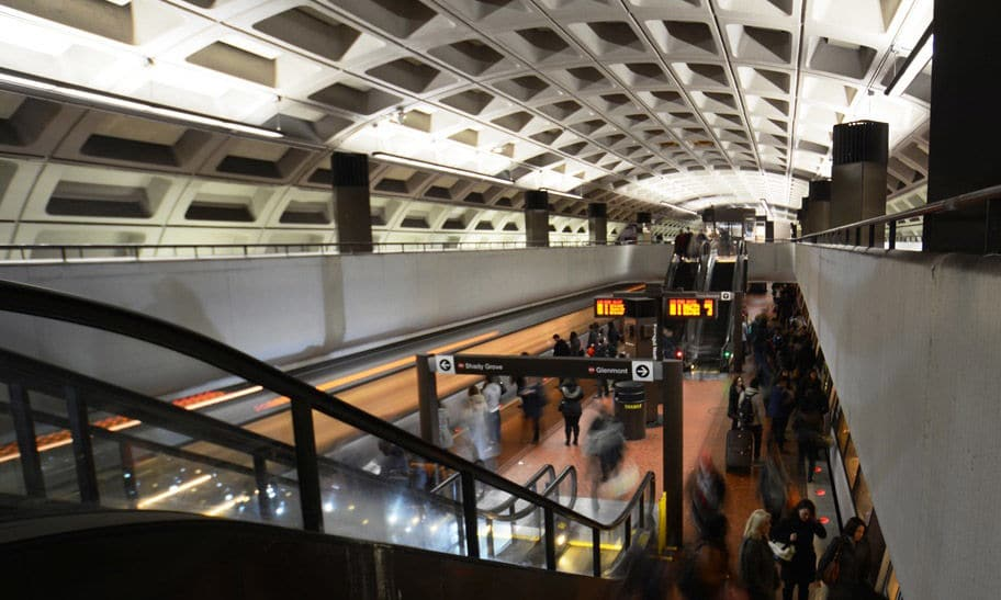 When Is Your Metro Station Busiest Wtop