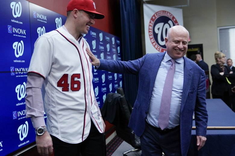 Nationals Owner Mark Lerner Does Not Expect Bryce Harper To Re-Sign