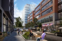 The Boro street-level rendering. (Courtesy WhyHotel)