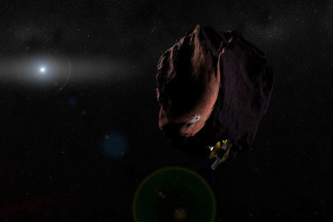Ultima Thule New Year flyby is top 2018 space story