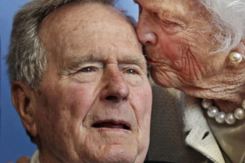 George H.W. Bush: Great on experience, not as communicator