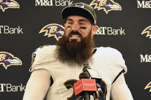 Ravens FS Eric Weddle has 'something to prove' vs Chargers