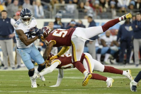Redskins release LB Mason Foster on eve of camp