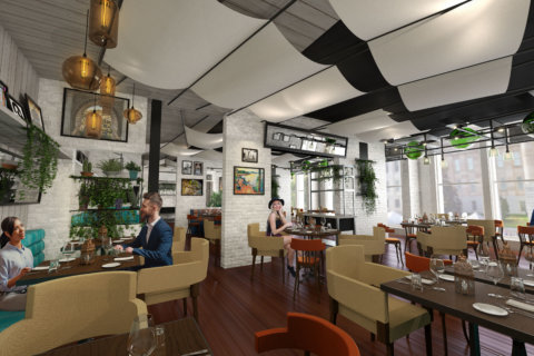 Rustic Mediterranean restaurant Olivia is coming to Penn Quarter