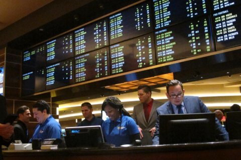 Bills soon to be on table for sports gambling in Va.