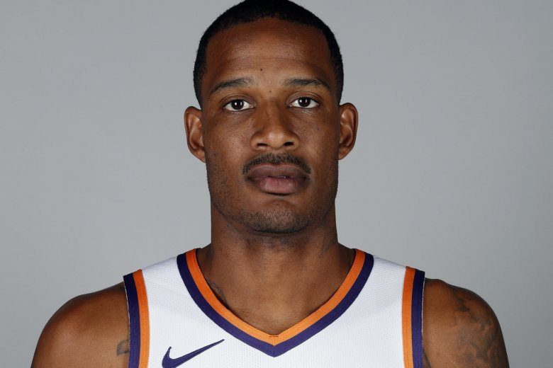 ... Phoenix Suns  Trevor Ariza posing for a photograph during media day at  the NBA basketball team s... WASHINGTON (AP) — The Wizards have completed a  trade ... ee884a2d7
