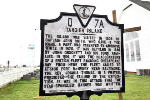 Tangier Island: At a visitor's glance