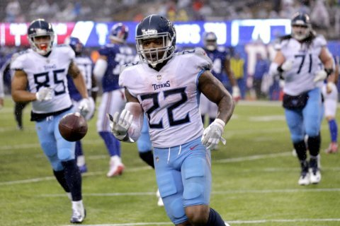 Titans, Redskins each need win to keep playoff hopes alive