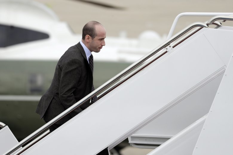 Stephen Miller says Trump prepared to shut down government over border wall