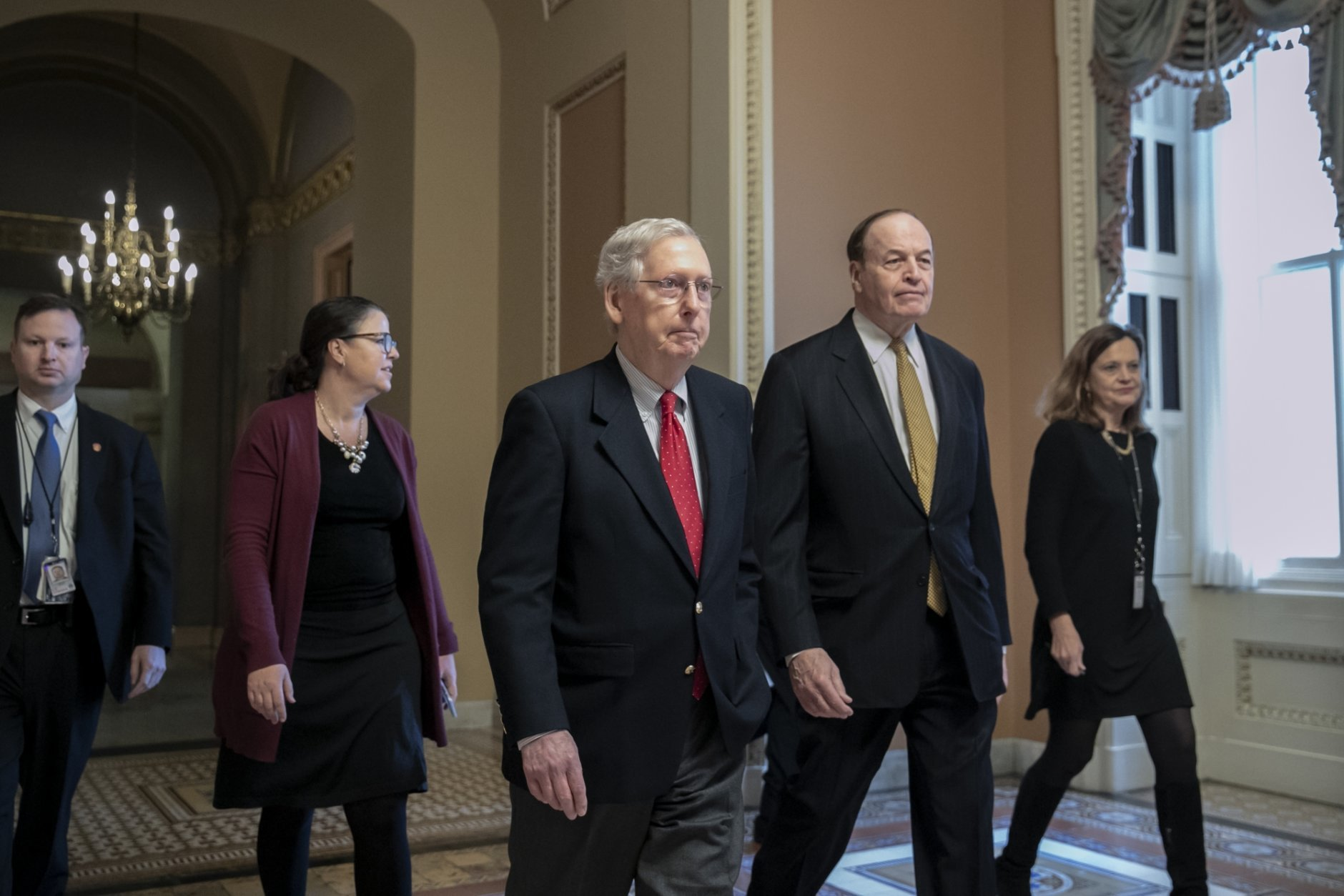 Mitch McConnell, Richard C. Shelby