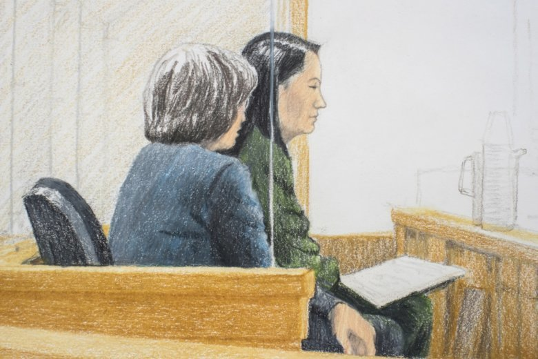 Huawei finance boss Meng Wanzhou charged by United States 'had seven passports'