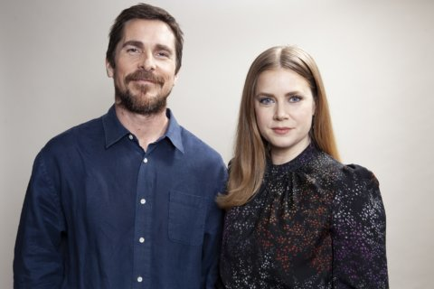 How Bale and Amy Adams became the Cheneys in 'Vice'