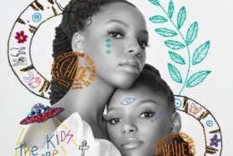 """This cover image released by Parkwood Entertainment/Columbia shows """"The Kids Are Alright,"""" by Chloe x Halle, which is named one of the top ten albums of the year. (Parkwood Entertainment/Columbia via AP)"""