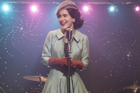 AP names 'The Marvelous Mrs. Maisel' its top TV show of 2018
