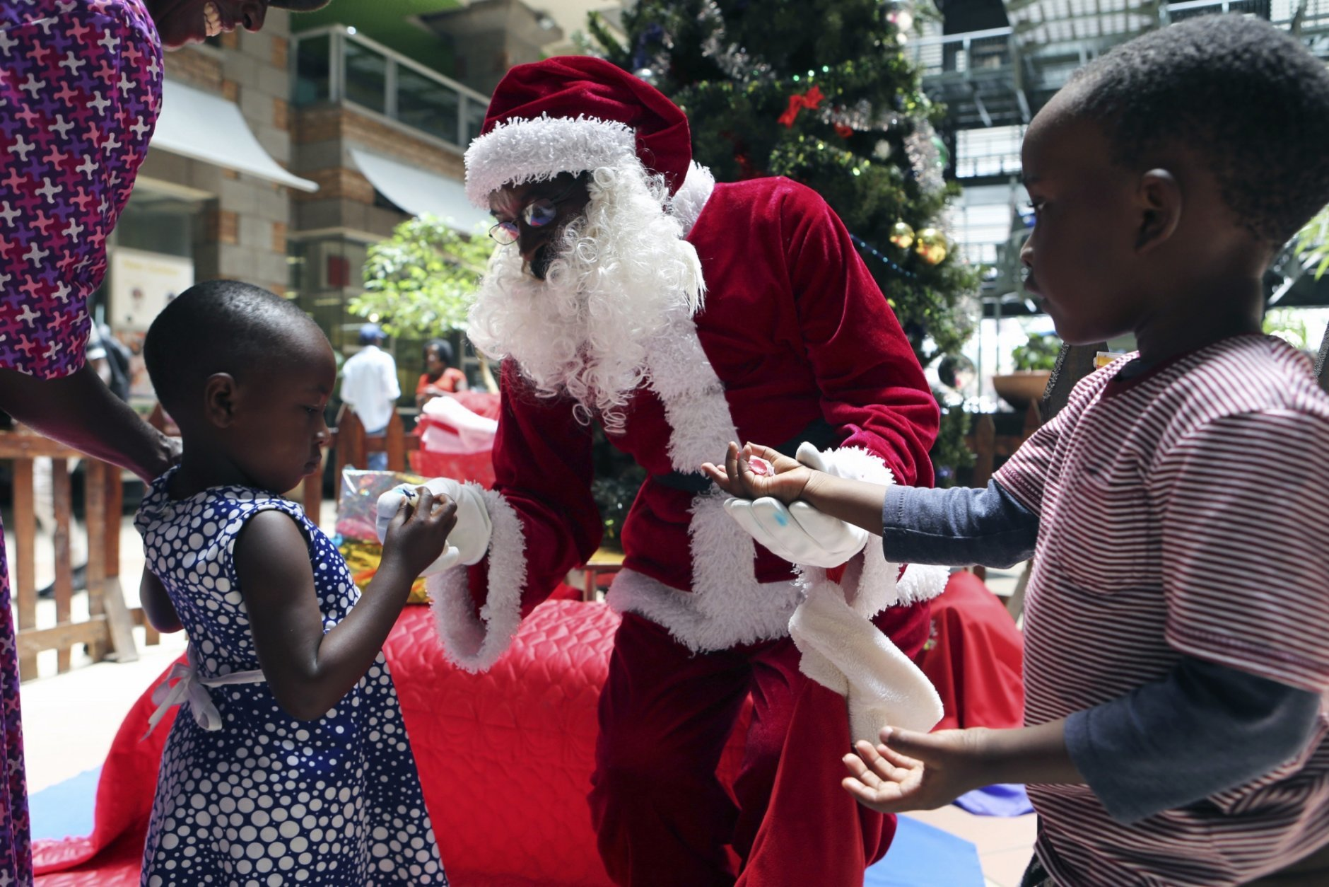 PHOTOS: Christmas around the world in 2018 | WTOP