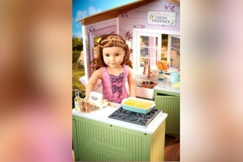 American Girl's 2019 girl of the year: Blaire Wilson, a chef-in-training