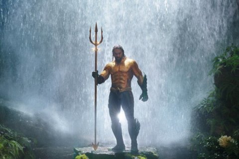 Movie Review: 'Aquaman' treads water in scattershot origin story