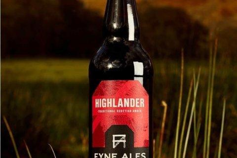 Beer of the Week: Fyne Ales Highlander Scottish Amber