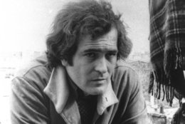 "FILE -  Feb. 1972 file photo of Italian movie director Bernardo Bertolucci. Bertolucci, who won Oscars with ""The Last Emperor"" and whose erotic drama ""Last Tango in Paris"" enthralled and shocked the world, has died at the age of 77. Bertolucci's press office, Punto e Virgola, confirmed the death Monday, Nov. 26, 2018, in an email to The Associated Press. (AP Photo)"