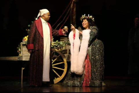 Q&A: Compassion trumps greed in Ford's Theatre's 'A Christmas Carol'
