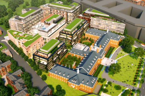 WATCH: Plans for Fannie Mae site come to life in architect's video