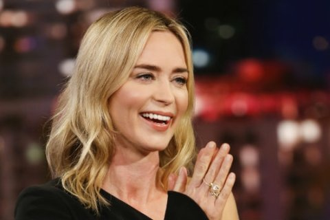 """'Mary Poppins Returns' star Emily Blunt says """"most people cry when they see this film"""""""