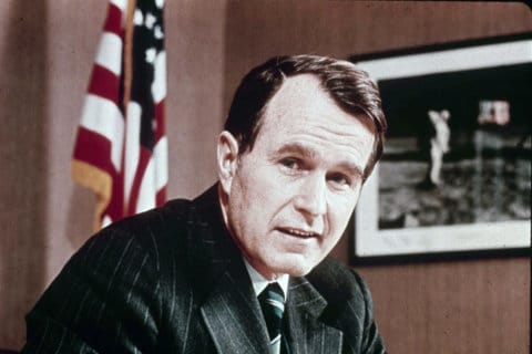 Local leaders react to the death of former President George HW Bush