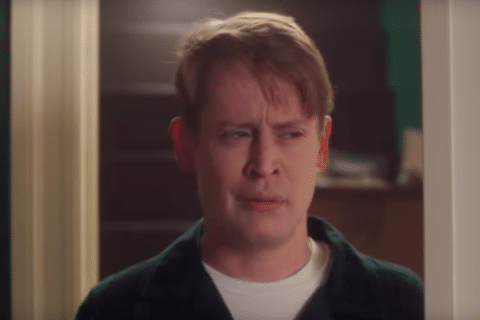 MUST WATCH: Macaulay Culkin relives 'Home Alone' for Google commercial