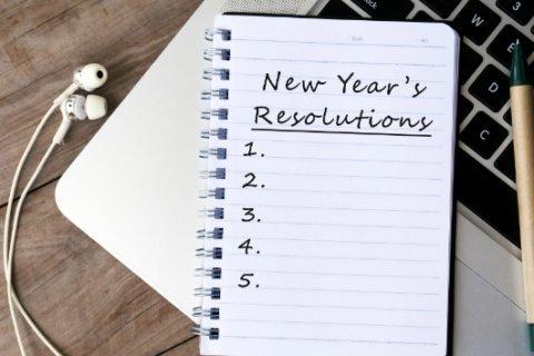 Best, worst cities for keeping New Year's resolutions