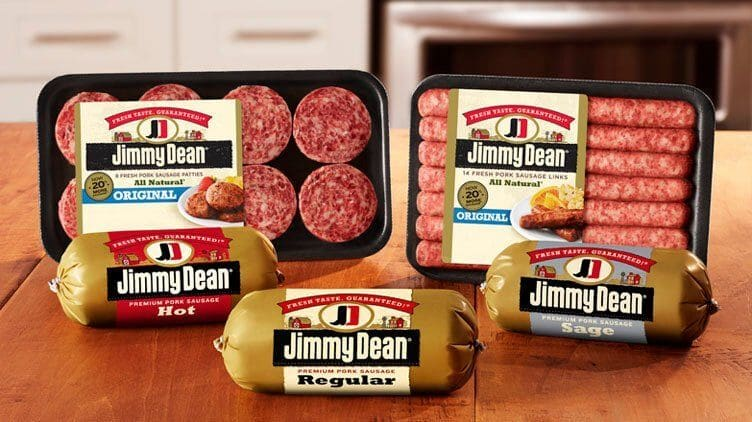 Jimmy Dean sausage recalled due to metal contamination | WTOP