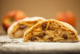 """""""Little Austria was started in 2017 with the idea to bring traditional Austrian strudels made with high quality local ingredients to market,"""" Gallent said. (Courtesy Little Austria)"""