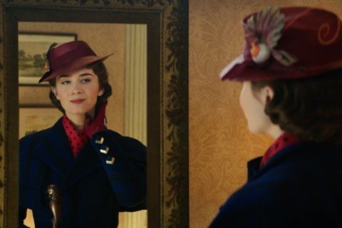 Movie Review: Emily Blunt is spot-on as spit-spot 'Mary Poppins'