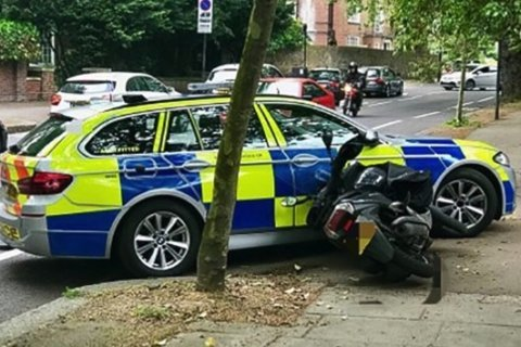 Two investigations underway into controversial London police ramming tactic