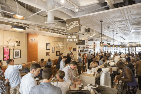 Silicon Valley's Philz Coffee comes to Bethesda Row