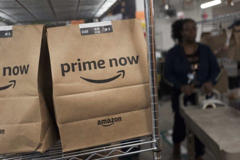 Amazon restarts Prime Now after deadly Baltimore tornado