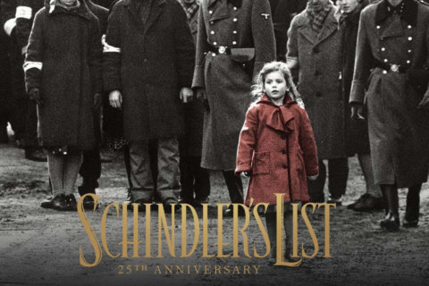 'Schindler's List' returns to theaters for 25th anniversary