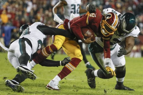 After a 7-9 finish, Redskins face a lot of questions heading into the offseason