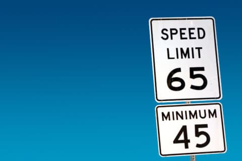 Speed limit going up on parts of Interstate 64 in Virginia