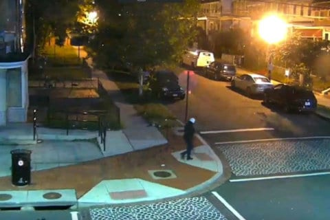 Police release video of suspect in Northwest DC sex assaults