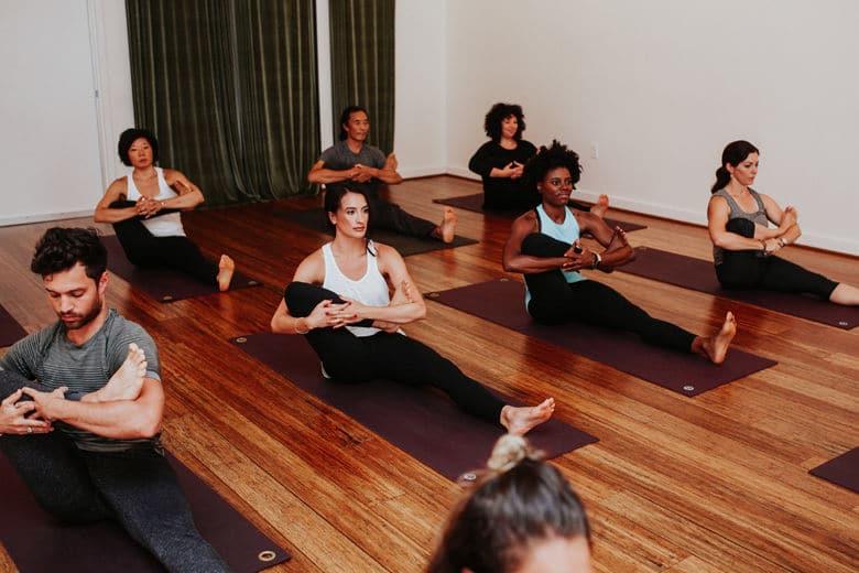 (Courtesy Flow Yoga Center)