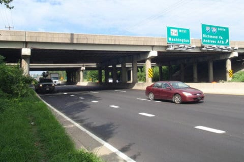 Heads up, drivers: Busy Capital Beltway ramp in Prince George's to close this week