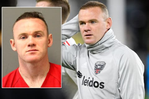 Rooney mixed sleeping pills and alcohol before arrest at Dulles: agent