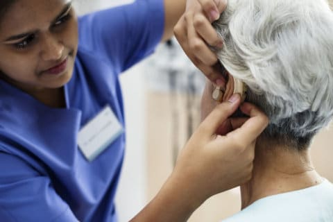 Hearing aids for all adults now covered under Maryland Medicaid