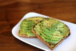 To mark the opening of Fruitive's Dupont Circle location, the eatery is offering free avocado toast and coffee starting at noon on Jan. 25. (Courtesy Fruitive)