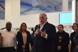 Maryland Gov. Larry Hogan announces free rides for feds amid ...