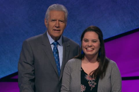 Arlington woman takes 2nd place in 1st 'Jeopardy!' episode of 2019