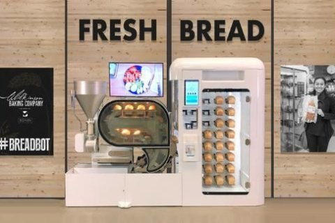 CES 2019: Friendly robots, oddball cars and a vending machine that bakes bread