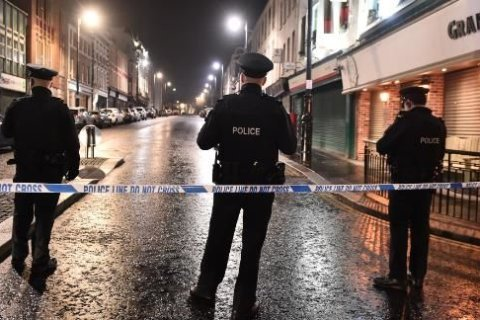 Northern Ireland 'absolutely appalled' by car bomb attack